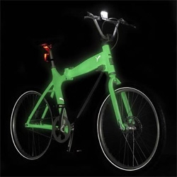 New to the puma urban mobility collection - This Spring PUMA introduces the PUMA GLOW RIDER,  the third edition of the PUMA bike.
