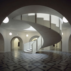 A look at the newly rennovated Tate Britain from architects Caruso St John.