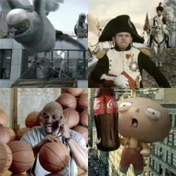 Superbowl XLII is over ~ but you can still see all the ads! Here are my favorites from today's game.