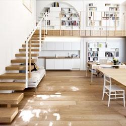 T House Milan by Modourbano with Takane Ezoe.