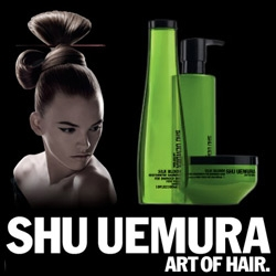 Shu Uemura's Art Of Hair ~ more gorgeous packaging as seen in the unboxing... and an incredible new line of haircare reviewed!
