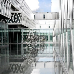 New National Archives of France by Massimiliano and Doriana Fuksas.