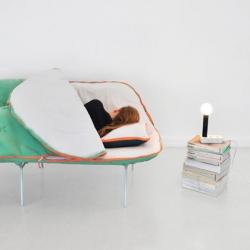 Stephanie Hornig's Camp Day Bed.