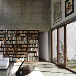 The Beaumont House in Montreal by Henri Cleinge, Architecte.