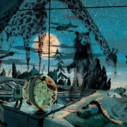 Gorgeous illustrations from Anton Van Hertbruggen.