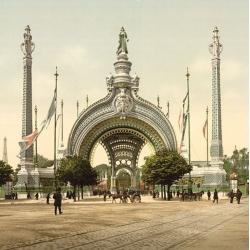 René Binet's Esquisses Décoratives & the Protozoic Façade of Porte Monumentale