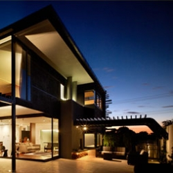 The Glendowie House by Bossley Architects.