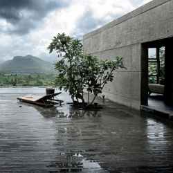 The Khopoli House by SPASM Design Architects in India.