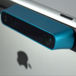 The Structure Sensor turns your iPad into a 3D scanner.