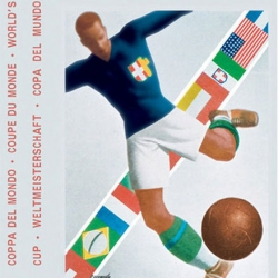 Core77 looks back over 80 years of world cup poster design.