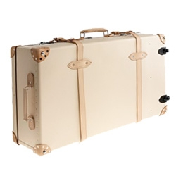 Ooh the J Crew and Globe-Trotter collaboration, Centenary Collection, now in Ivory!
