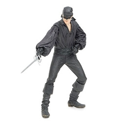 Dread Pirate Roberts! The Action Figure! What stocking doesn't need that? After all the fairy tale comments, Princess Bride sure came up a bunch...