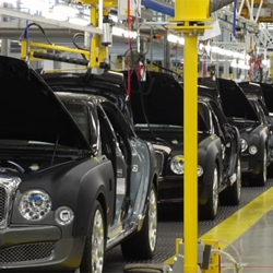 Cool Hunting visits the Bentley factory in Crewe, England.