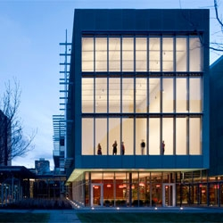 The new Isabella Stewart Gardner Museum opens in Boston. Stunning building by Renzo Piano.