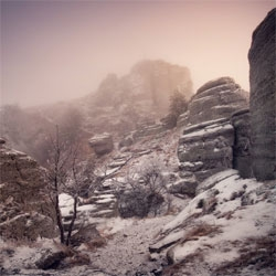 Stunning wintry photos by Korzhonov Daniil.