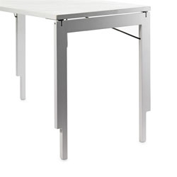 Ballerina Folding Table by Åke Axelson for Gärsnäs.