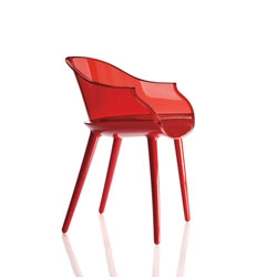 The new 'Cyborg' chair by Marcel Wanders for Magis.