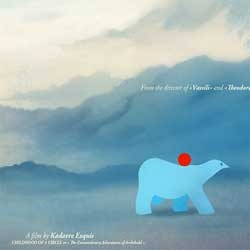 Childhood of a Circle by Kadavre Exquis, a charming animated story of Archibald, a creature to whom nothing ever happens as he sees his routine changed by the arrival of a mysterious circle.