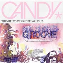 """CANDY, The GIRLPOWERSHOPPING Issue,