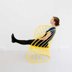 SOL Rocking Chair designed by Constance Guisset for Molteni&C.