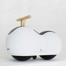 Spherovelo, a super cute bicycle for kids.