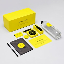 Menosunocerouno's beautifully designed survival kit 'Just In Case'.