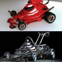Awesome F1 Lawn Mower Concept