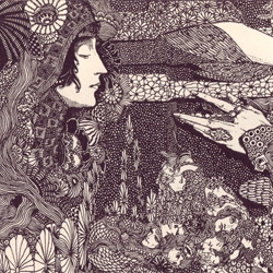 Harry Clarke's beautiful illustrations which accompanied the 1919 Tales of Mystery and Imagination by Edgar Allan Poe.