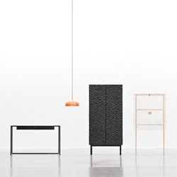 Beautiful furniture from the new Swedish furniture maker Snickeriet.