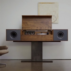 Modern Record Console from Symbol Audio.