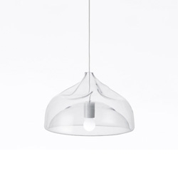 Inhale lamp by Nendo for Lasvit.