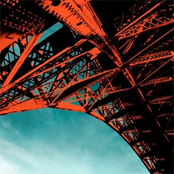 Goodby Silverstein & Partners' beautiful poster series celebrating the 75h anniversary of the Golden Gate Bridge.