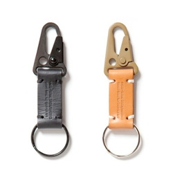 The Transit Issue Key Chain from Apolis.