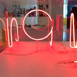 Creative Review visits Chelsea College of Art's graphic design communication show.