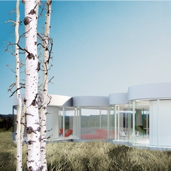 Cloud House, a weekend home in rural Colorado by Axis Mundi.