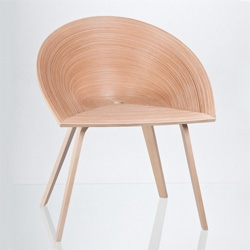 The Tamashii Chair by Anna Štěpánková.
