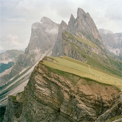 Gorgeous photos of the Dolomites by Kevin Kunstadt.