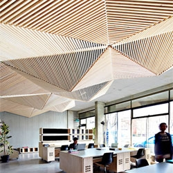 The gorgeous offices of Assemble in Melbourne.