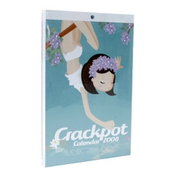 Crackpot 2008 is here! Basically the best weekly dose of calendar art you can find...