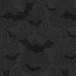 Possibly NSFW ~ but the Suicide Girls background wallpaper pattern with bats is really sweet [Background wallpaper pattern, meaning the websites background]