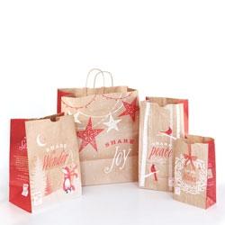 TOKY Branding + Design's holiday packaging for Panera.