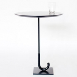 Rasko Naibaf's Parapluie table, a simple umbrella inspired table.