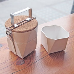 The Tiffin Lunch Kit by Lorea Sinclaire.