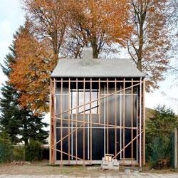 House Bernheimbeuk by Architecten de Vylder Vinck Taillieu.