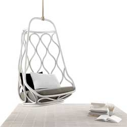 The new Náutica Hanging Chair by Mut Design for Expormim.