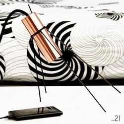 zwei21's Interioricity Lamp from Jasmin Kastner and Marc Joschko.