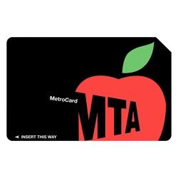 Melanie Chernock resdesigns the Metrocard.