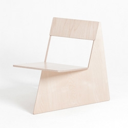 Four Brothers Chairs by Seungji Mun.