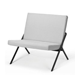 The DL2 Euclides easy chair designed by David Löhr.