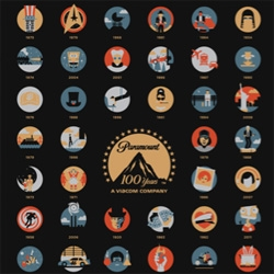 '100 Years of Paramount Pictures' by DKNG Studios.